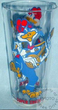 Prototype Super Chick Glass on Brockway Shell